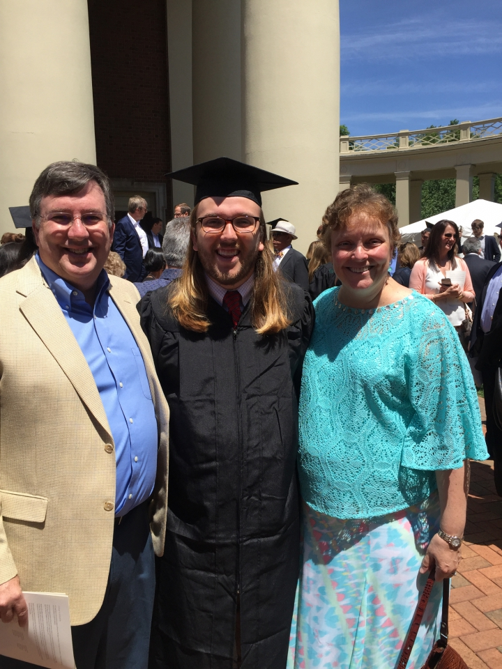 Wake Forest Baccalaureate Ceremony