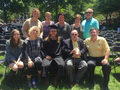 Wake Forest Graduation